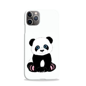 Cute Panda Cartoon iPhone 11 Pro Case