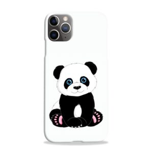 Cute Panda Cartoon iPhone 11 Pro Max Case