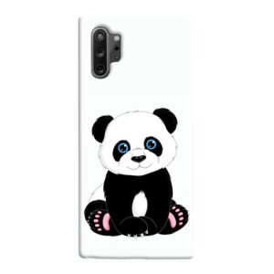 Cute Panda Cartoon Samsung Galaxy Note 10 Case