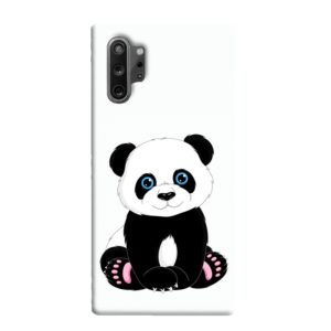 Cute Panda Cartoon Samsung Galaxy Note 10 Plus Case