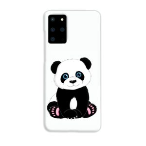 Cute Panda Cartoon Samsung Galaxy S20 Plus Case