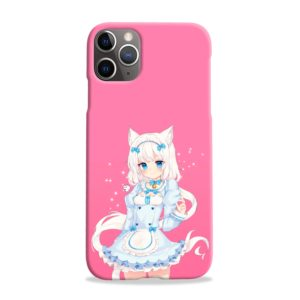 Cute Vanilla Nekopara iPhone 11 Pro Max Case