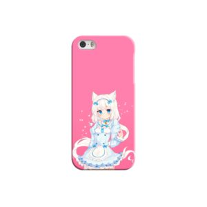 Cute Vanilla Nekopara iPhone 5 Case