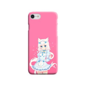 Cute Vanilla Nekopara iPhone 7 Case
