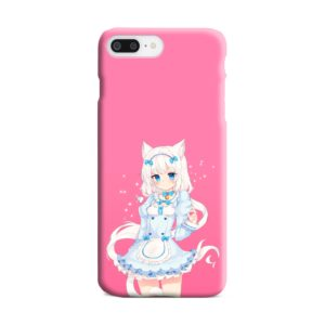 Cute Vanilla Nekopara iPhone 8 Plus Case
