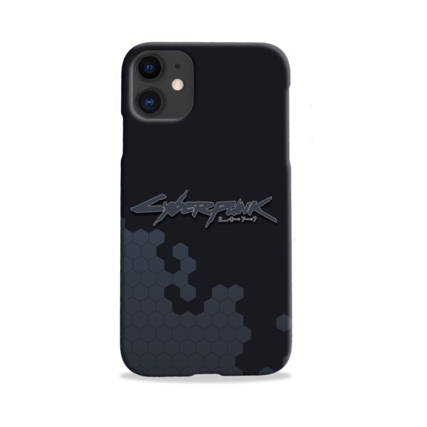 Cyberpunk 2077 Logo iPhone 11 Case