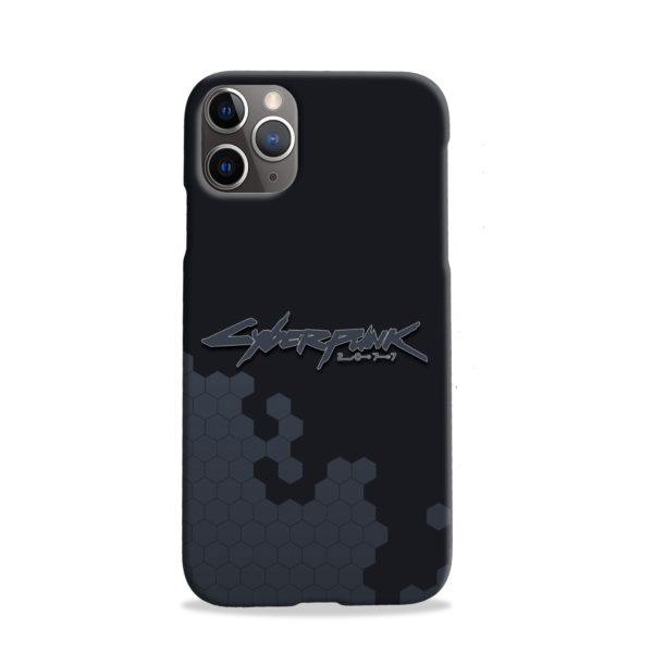 Cyberpunk 2077 Logo iPhone 11 Pro Case