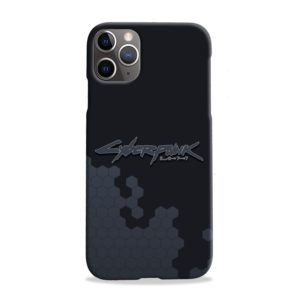 Cyberpunk 2077 Logo iPhone 11 Pro Max Case
