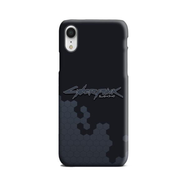 Cyberpunk 2077 Logo iPhone XR Case