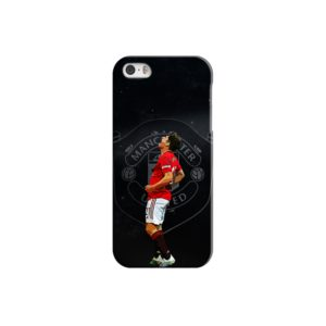 Daniel James Art MUFC iPhone 5 Case