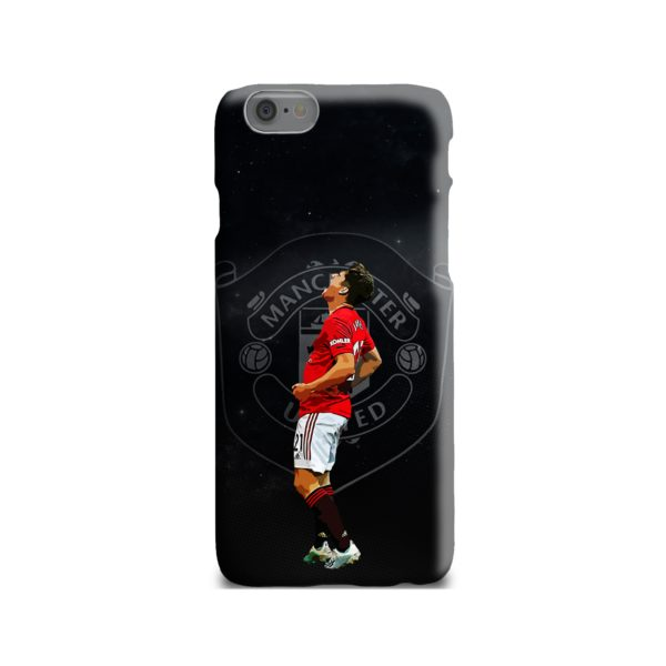 Daniel James Art MUFC iPhone 6 Case