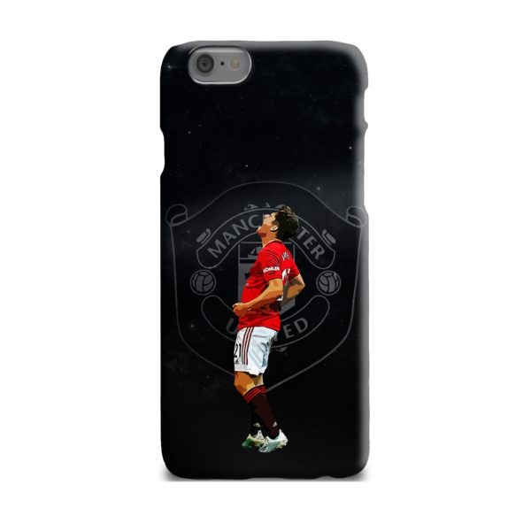 Daniel James Art MUFC iPhone 6 Plus Case