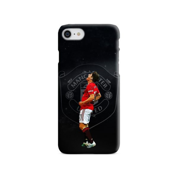 Daniel James Art MUFC iPhone 7 Case
