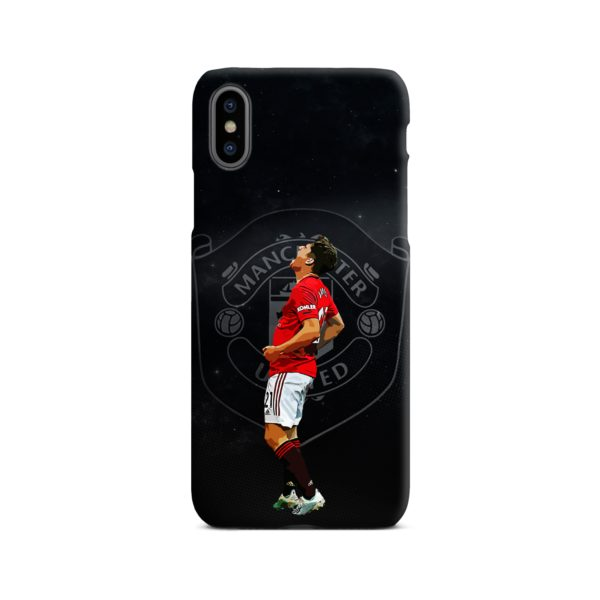 Daniel James Art MUFC iPhone X / XS Case