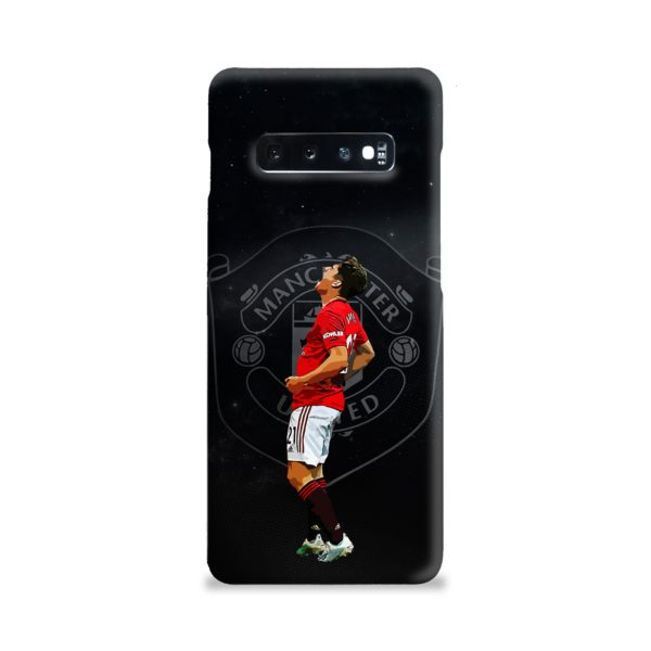 Daniel James Art MUFC Samsung Galaxy S10 Plus Case