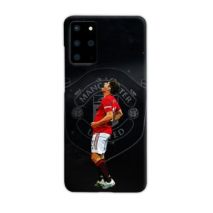 Daniel James Art MUFC Samsung Galaxy S20 Plus Case