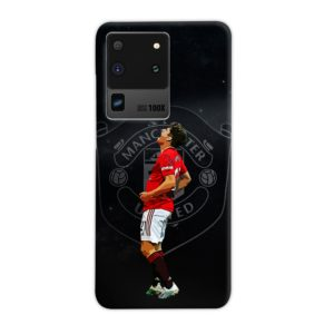 Daniel James Art MUFC Samsung Galaxy S20 Ultra Case