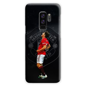 Daniel James Art MUFC Samsung Galaxy S9 Plus Case