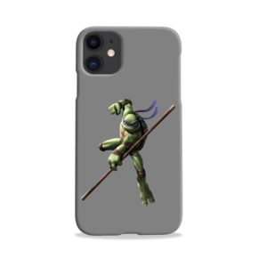 Donatello Ninja Turtle iPhone 11 Case