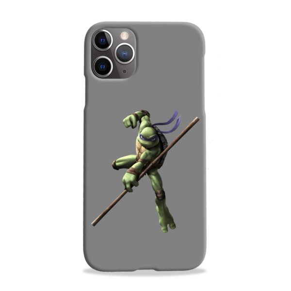 Donatello Ninja Turtle iPhone 11 Pro Max Case