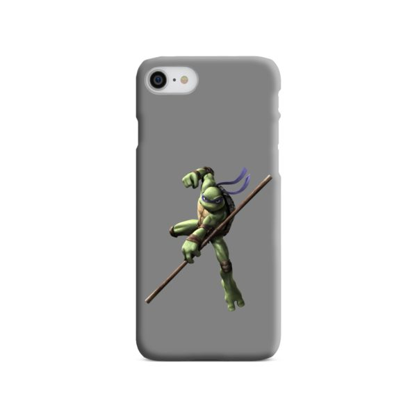 Donatello Ninja Turtle iPhone 8 Case