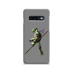 Donatello Ninja Turtle Samsung Galaxy S10 Case