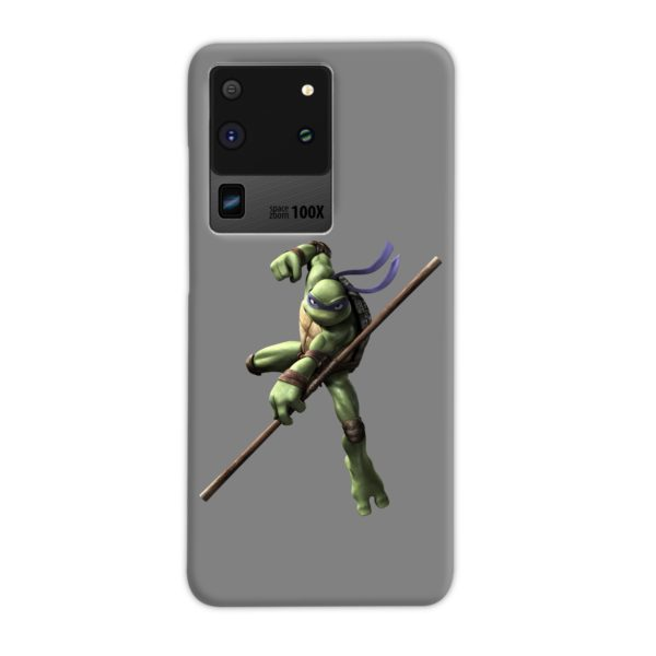 Donatello Ninja Turtle Samsung Galaxy S20 Ultra Case