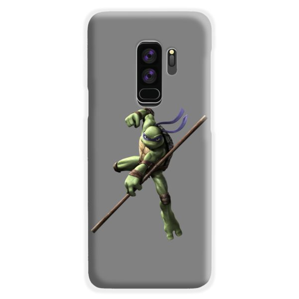 Donatello Ninja Turtle Samsung Galaxy S9 Plus Case