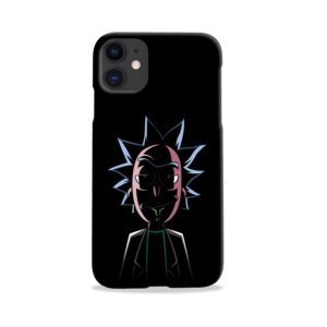 Evil Rick Sanchez iPhone 11 Case