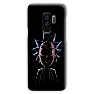 Evil Rick Sanchez Samsung Galaxy S9 Plus Case