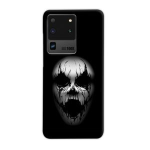 Famous Scary Face Samsung Galaxy S20 Ultra Case
