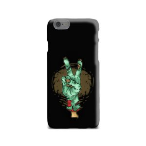 Hand Peace Sign iPhone 6 Case