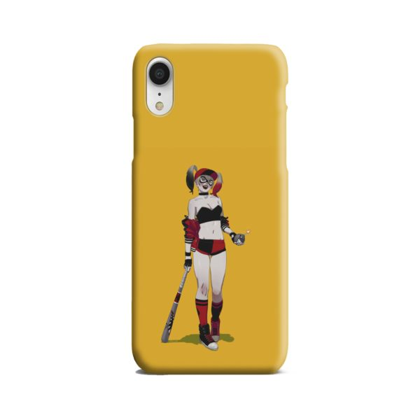 Harley Quinn iPhone XR Case