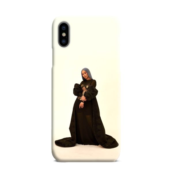 Iggy Azalea Australian Rapper iPhone XS Max Case