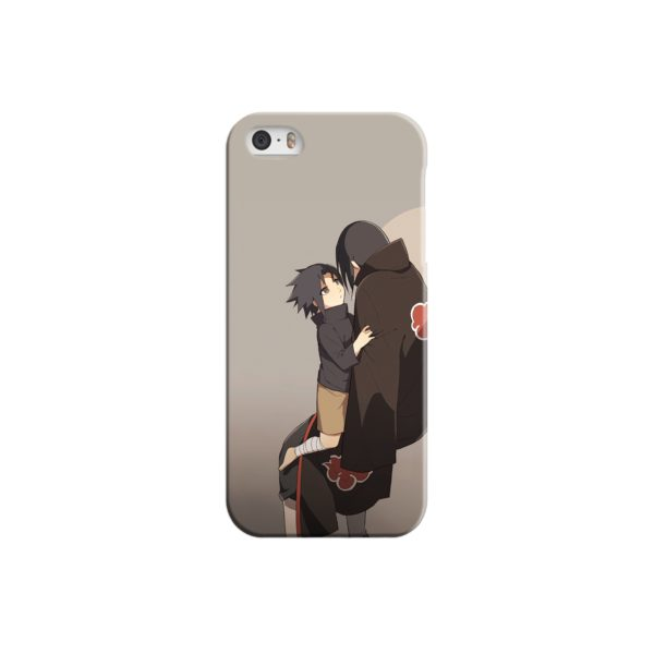 Itachi Uchiha Brothers Naruro iPhone 5 Case