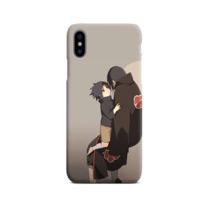 Itachi Uchiha Brothers Naruro iPhone X / XS Case