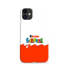 Kinder Surprise Egg iPhone 11 Case