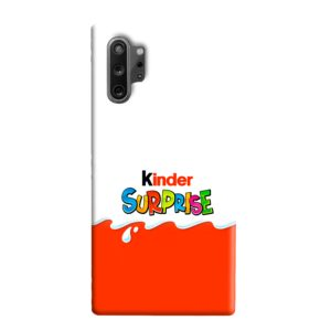 Kinder Surprise Egg Samsung Galaxy Note 10 Plus Case