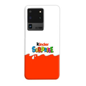 Kinder Surprise Egg Samsung Galaxy S20 Ultra Case