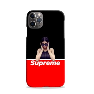 Kylie Jenner Supreme iPhone 11 Pro Case
