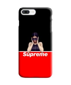 Kylie Jenner Supreme iPhone 8 Plus Case