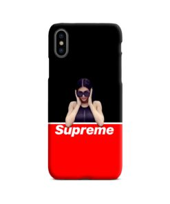 Kylie Jenner Supreme iPhone X / XS Case