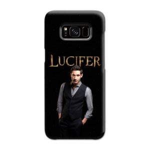Lucifer Tom Ellis TV Series Fan Love Samsung Galaxy S8 Case