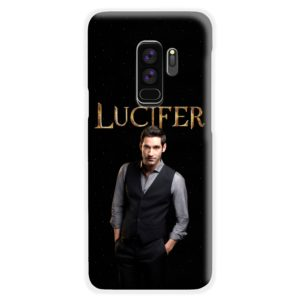 Lucifer Tom Ellis TV Series Fan Love Samsung Galaxy S9 Plus Case