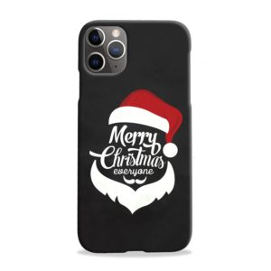 Merry Christmas Santa Claus iPhone 11 Pro Max Case