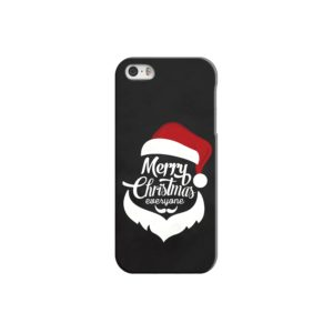 Merry Christmas Santa Claus iPhone 5 Case