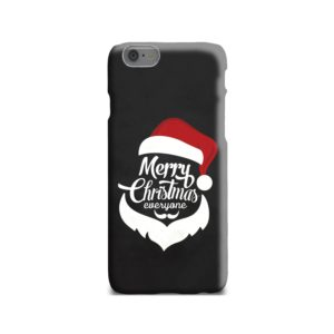 Merry Christmas Santa Claus iPhone 6 Case