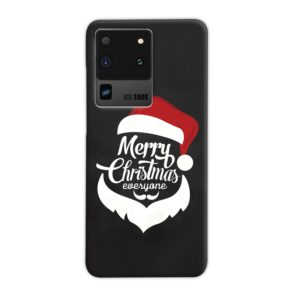 Merry Christmas Santa Claus Samsung Galaxy S20 Ultra Case