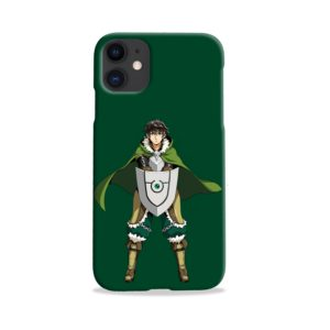 Naofumi Iwatani The Rising Of The Shield Hero iPhone 11 Case