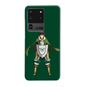 Naofumi Iwatani The Rising Of The Shield Hero Samsung Galaxy S20 Ultra Case